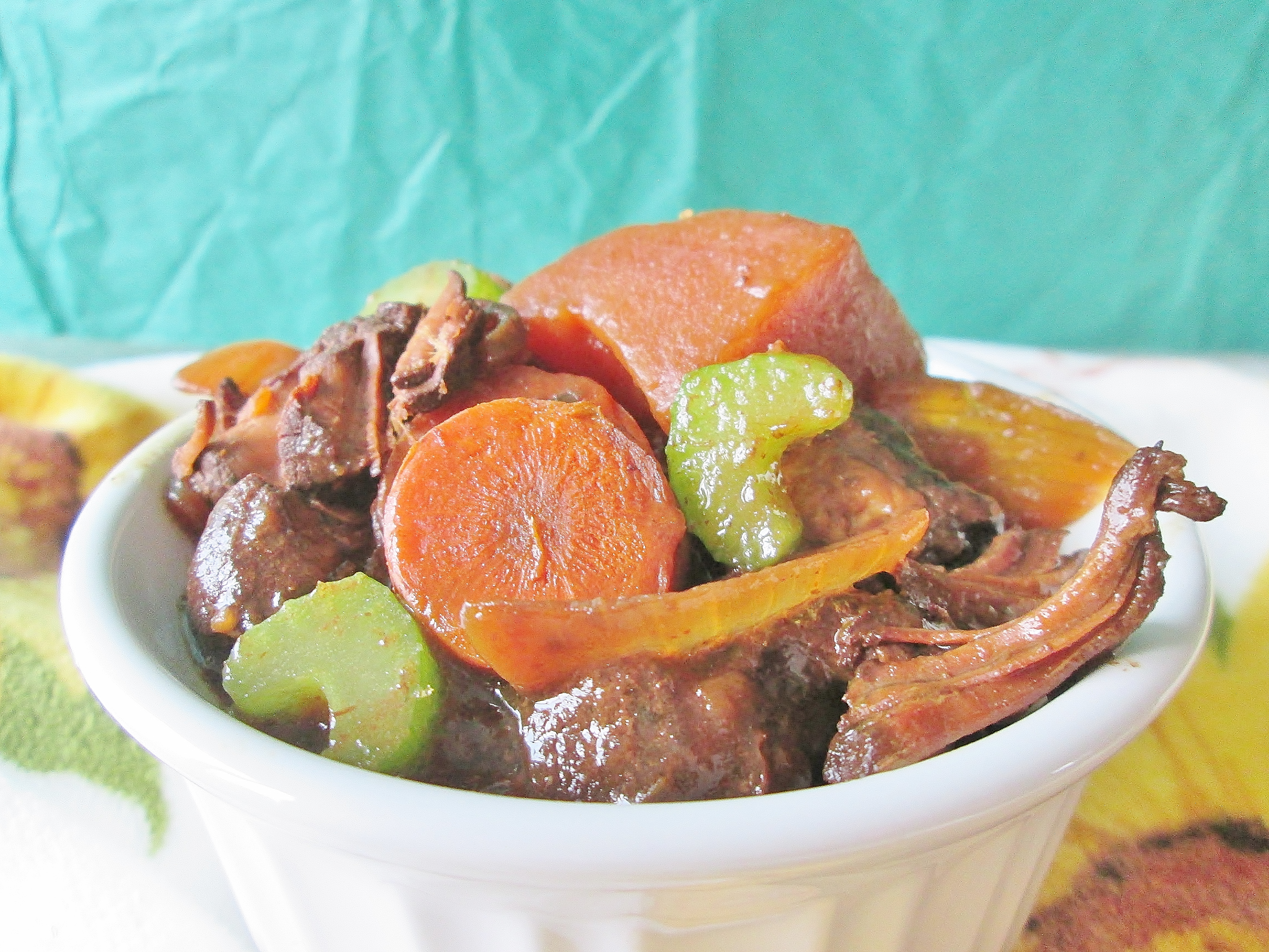 The Capitols Lamb Stew with Dried PlumsAlisons Wonderland Recipes