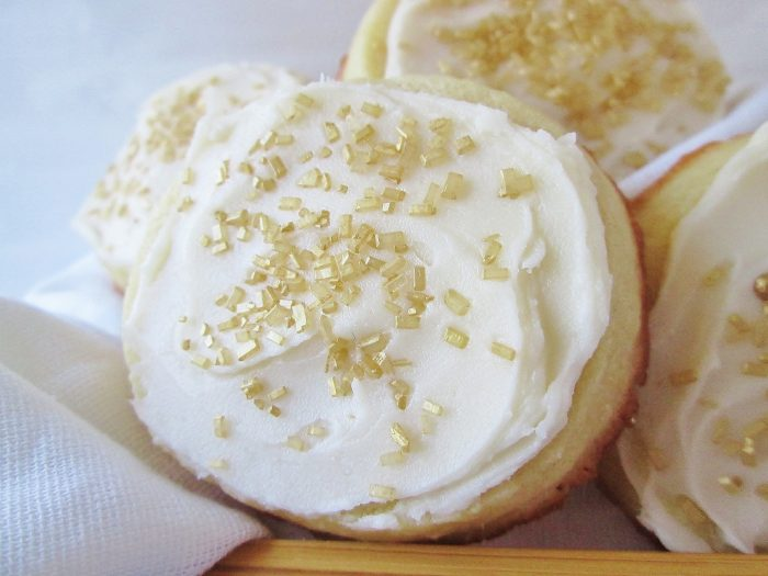 Dessert: Captain Ahab's Gold Coin Cookies